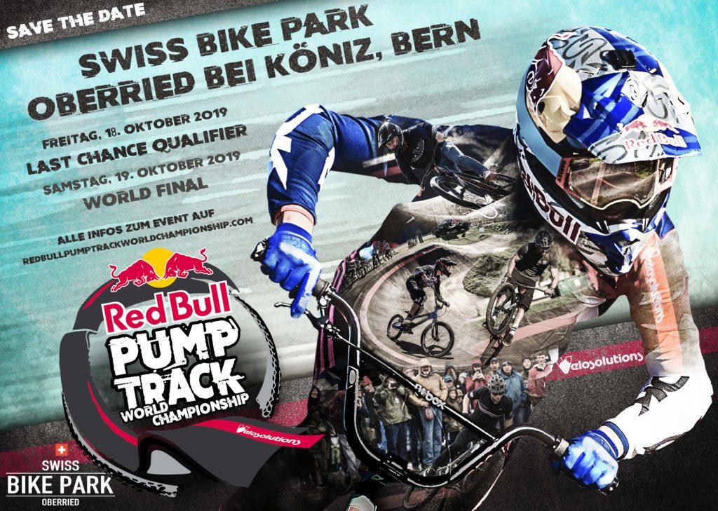 Red Bull Pumptrack WM 2019 • Thömus