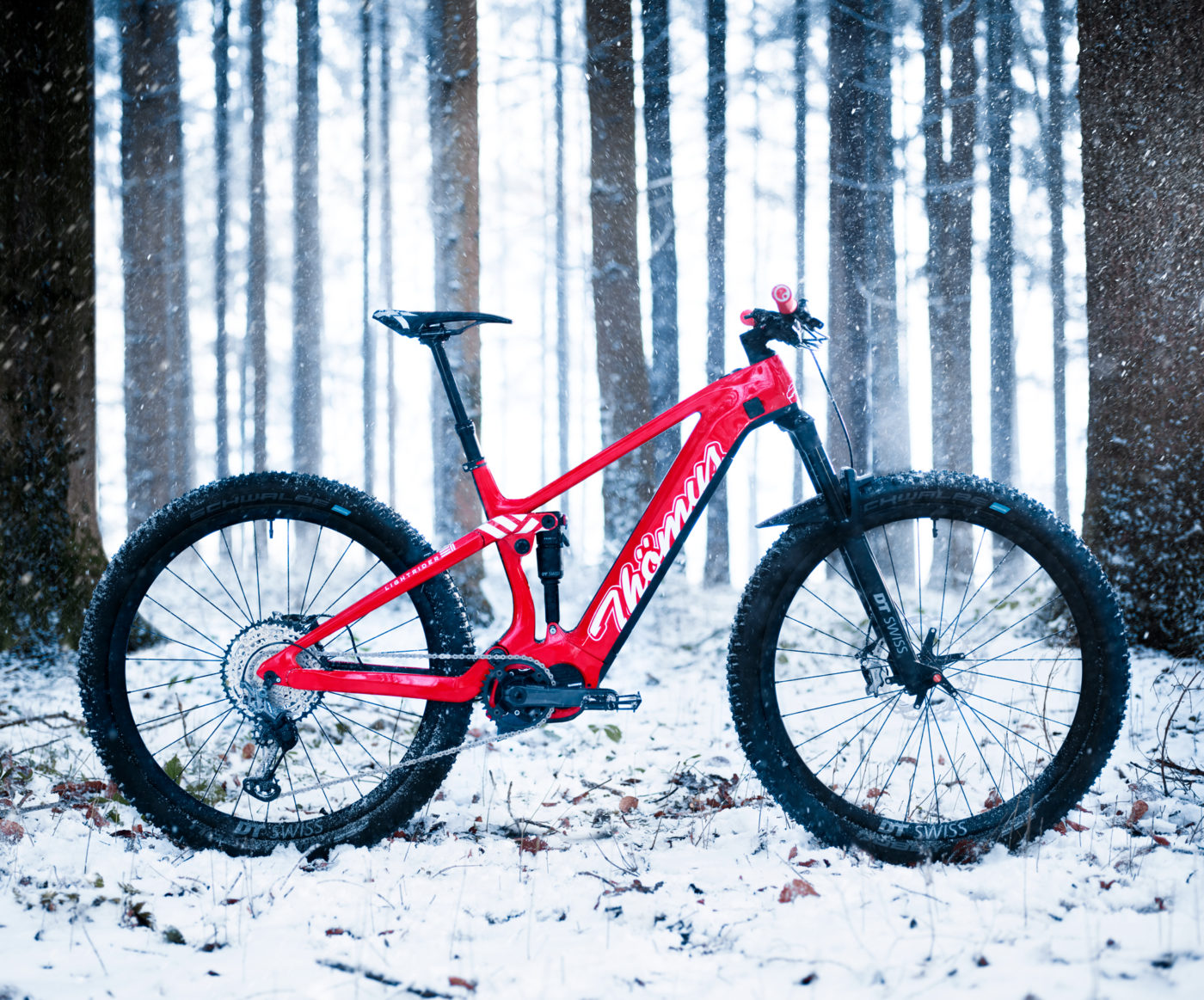 Der neue Lightrider E2 – The Swiss Thing