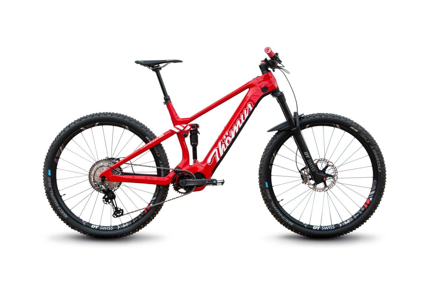 Der neue Lightrider E2 – The Swiss Thing
